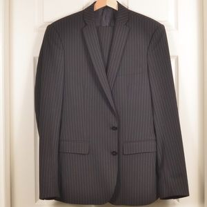 J. Lindeberg EU50R (40R) Single Breasted Slim Suit